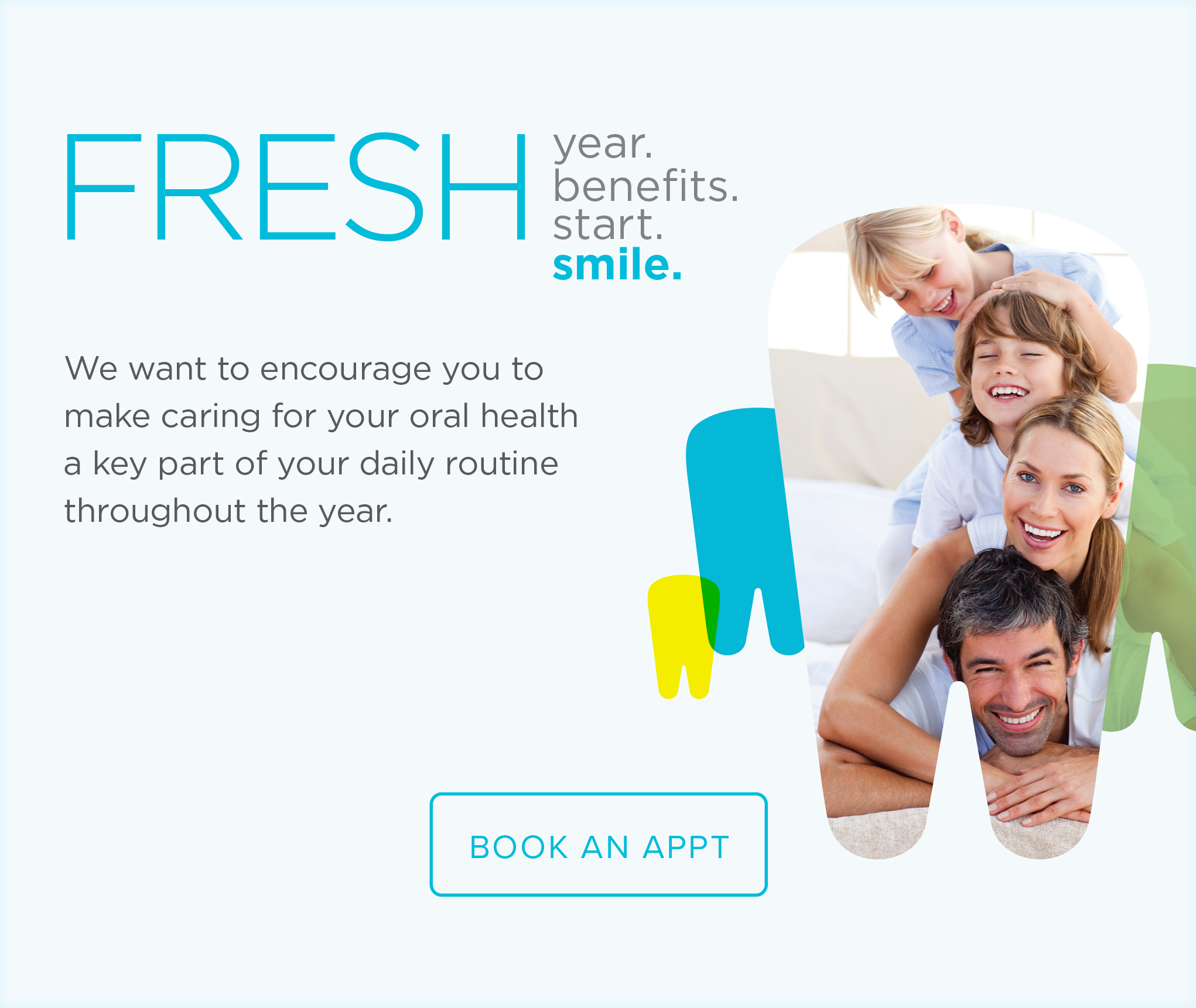 Fulshear Modern Dentistry - Make the Most of Your Benefits